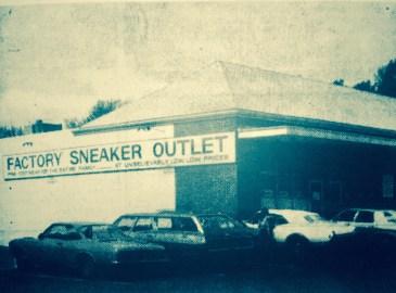 Sneaker Outlet, Burlington MA