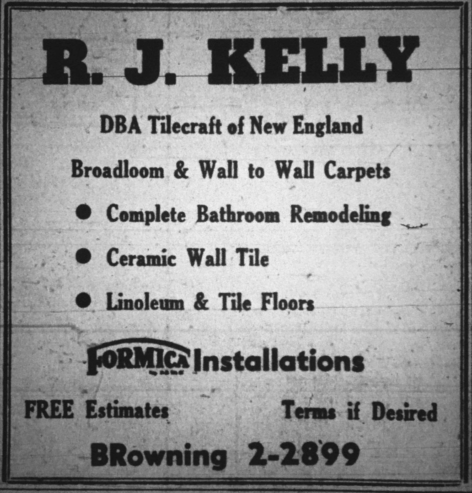 RJ Kelly, Burlington MA