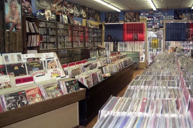 Music Shoppe interior 3