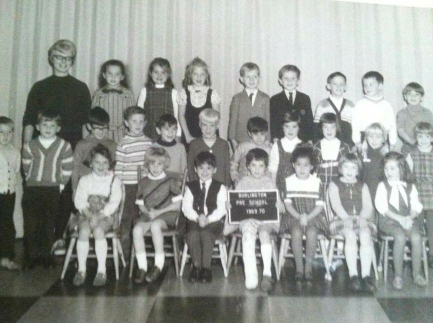 Burlington Preschool 1969-1970