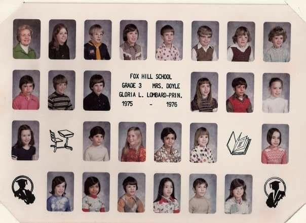 1975 Fox Hill School Burlington MA Doyle
