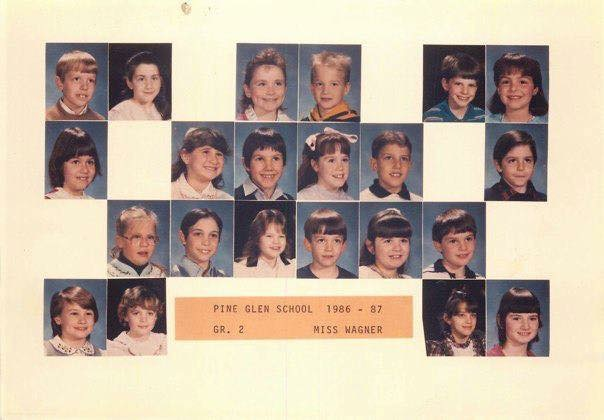 1986 Memorial School Burlington MA Wagner