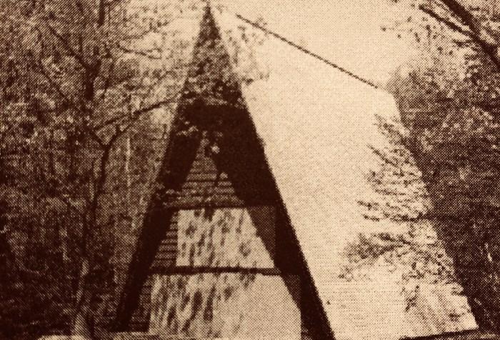 Sawmill Road A-Frame