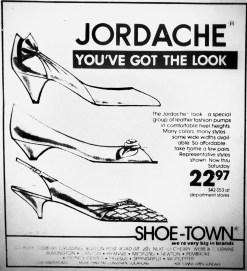 Shoe Town, Burlington MA