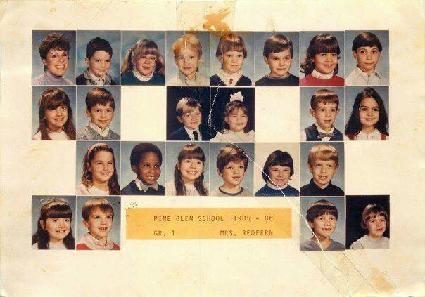 1985 Pine Glen School Burlington MA Redfern