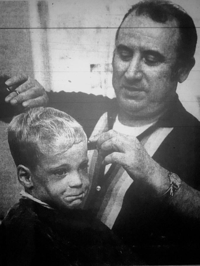 "Natalino ""Nat"" Sessa, Ray's Barber Shop"