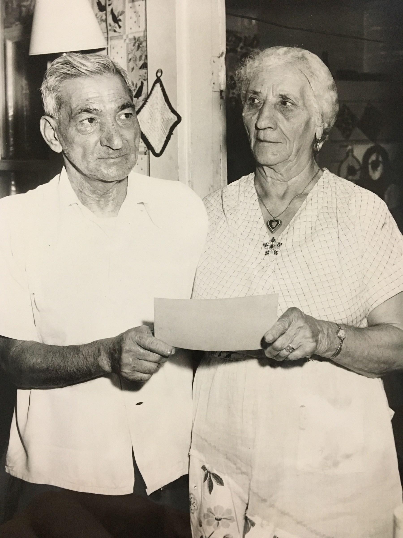 Stylianos and Lena