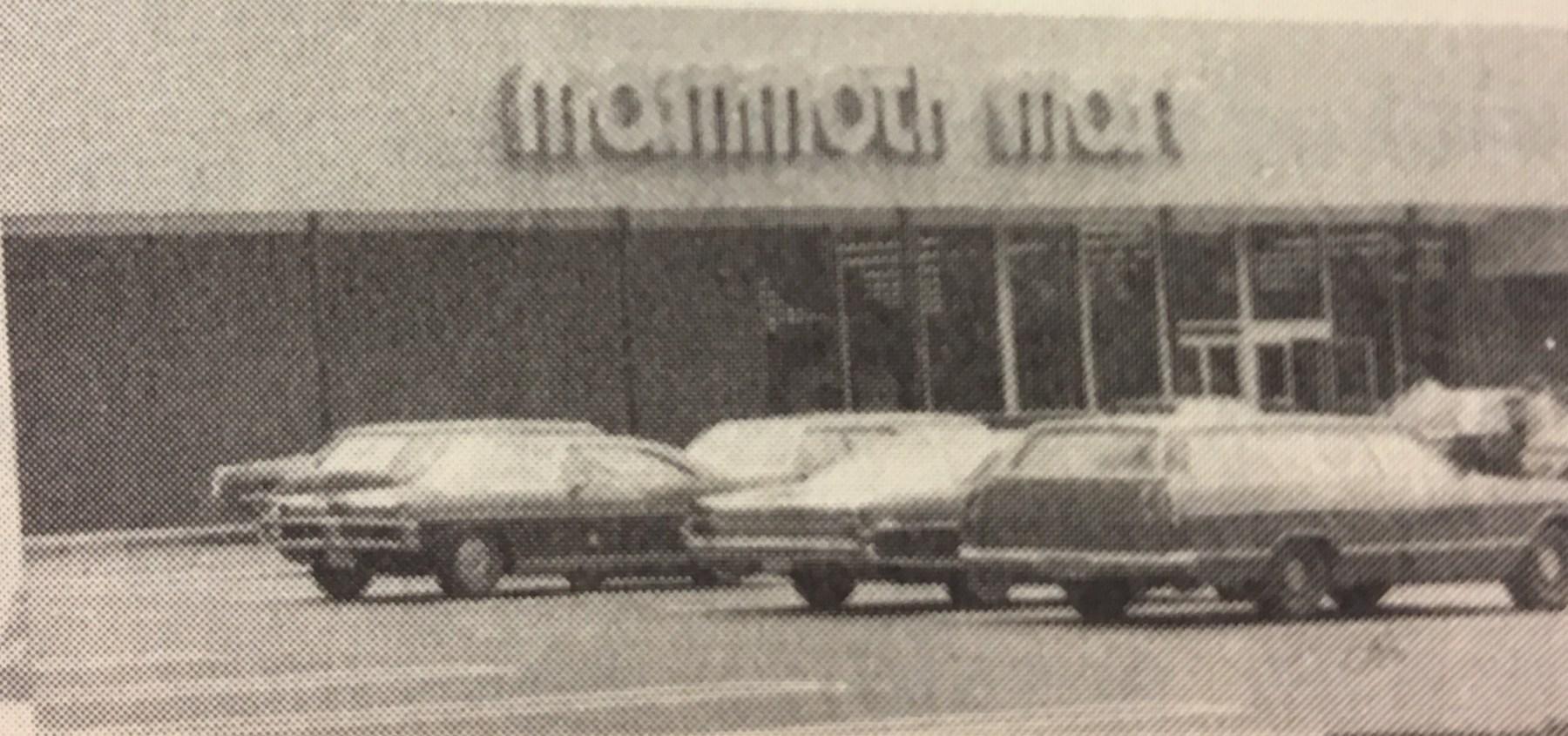 Mammoth Mart, Burlington MA