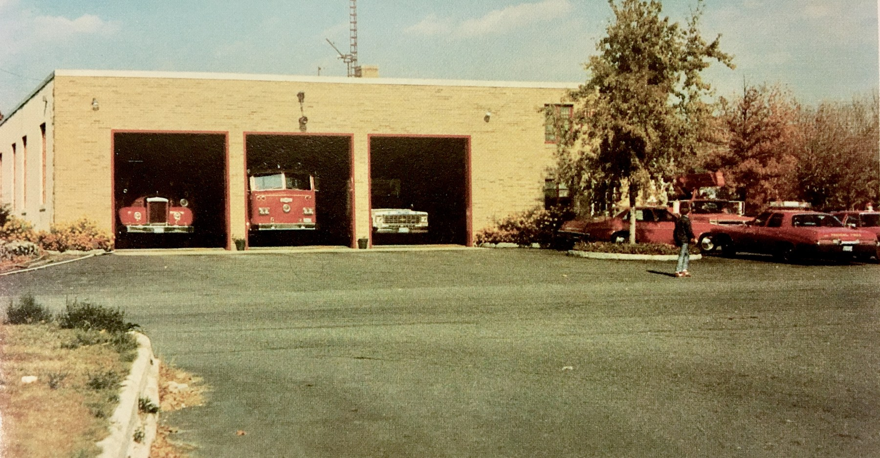 Fire Station, 1978