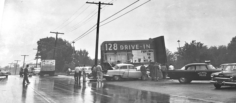 Route 128 Drive-In, Burlington MA