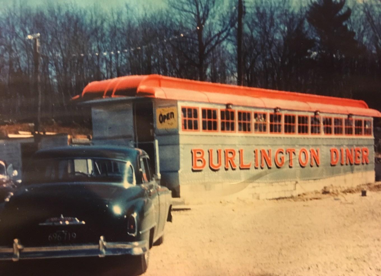 Burlington DIner, Burlington, MA