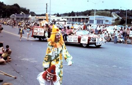 Presbyterian Church parade float 2