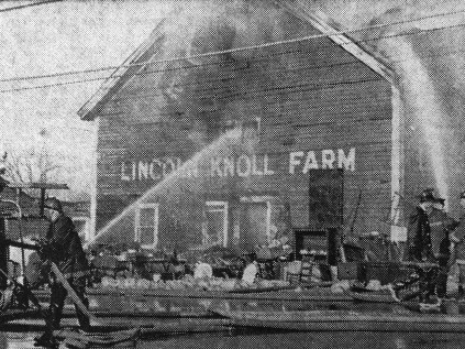 Lincoln Knoll Farm, Burlington MA