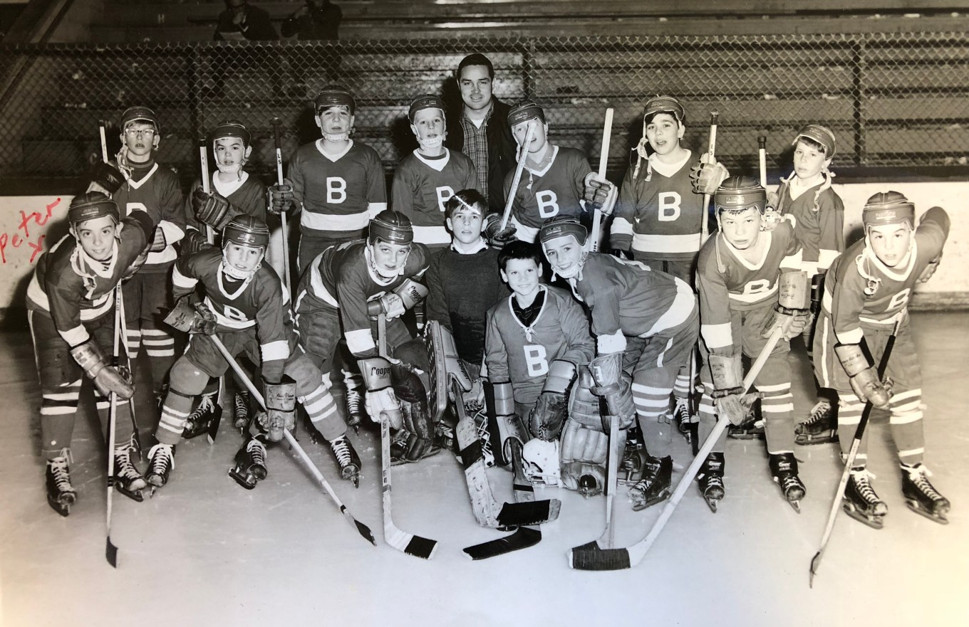 Burlington Pee Wee All-Stars, 1968