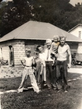 Olson Family, 112 Wilmington Road, Burlington, MA