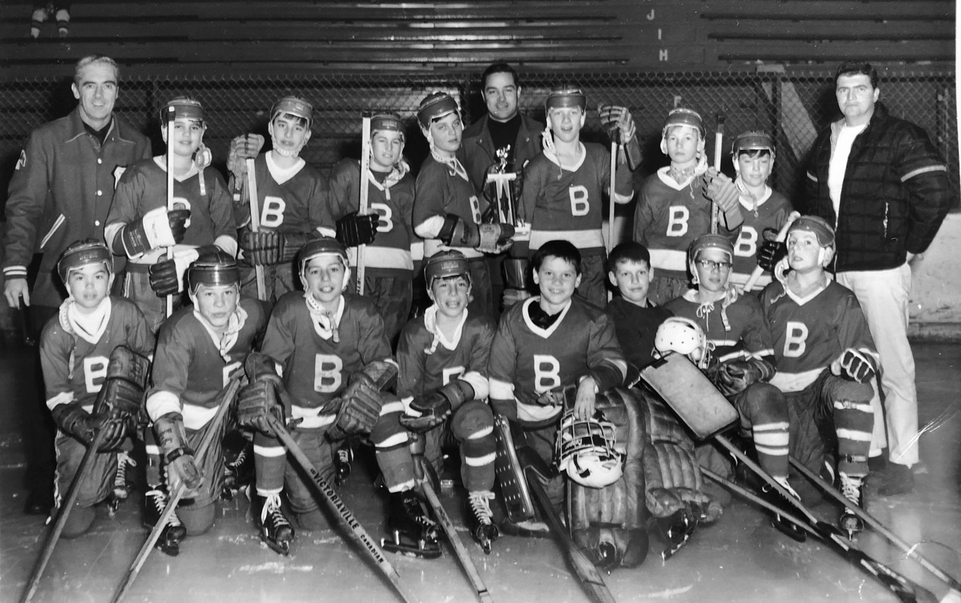 1969 Burlington Bantams, Burlington MA
