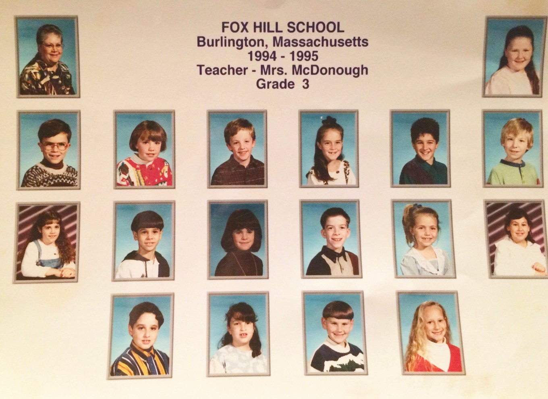 1994-1995 Fox Hill McDonough