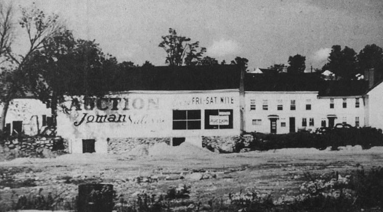 Joman's Auction House, Burlington MA