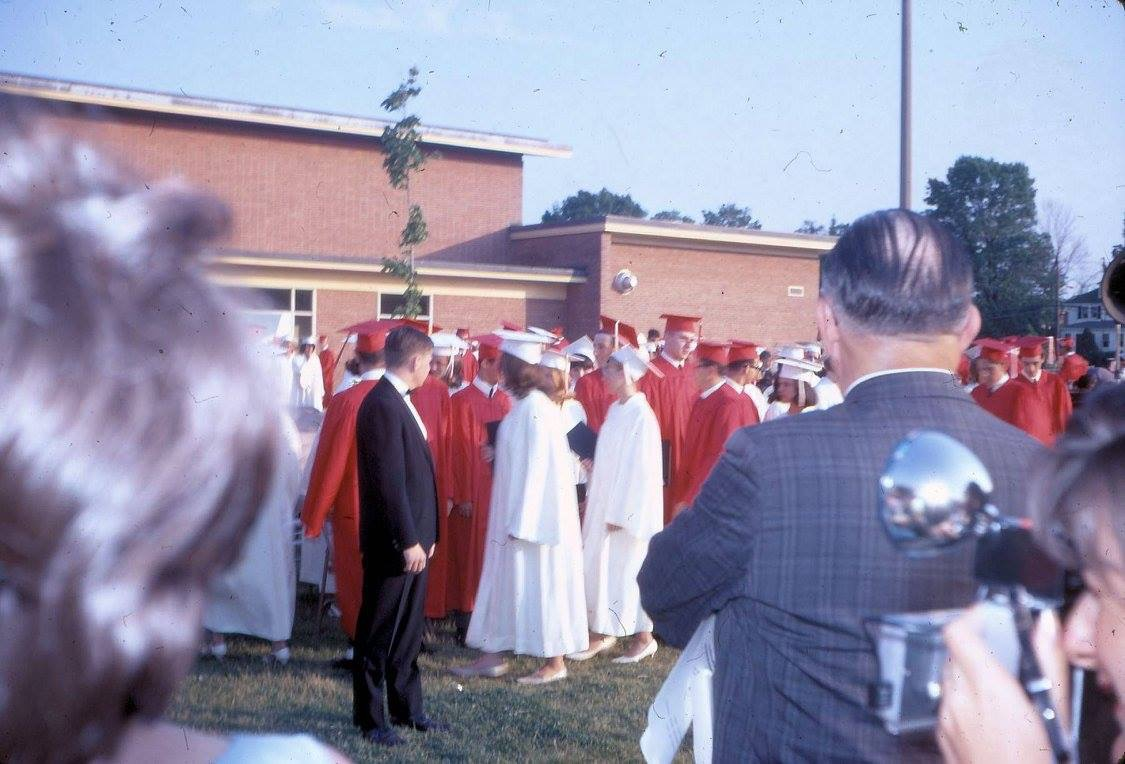 BHS 1967 graduation 2
