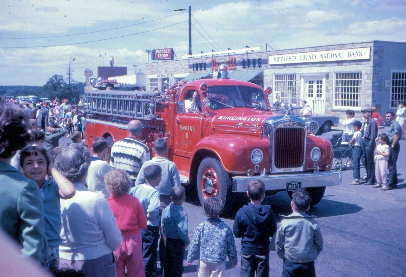 Memorial Day parade 1963