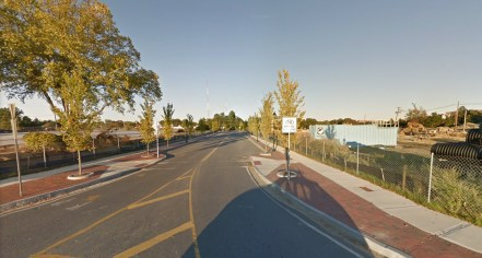 Third Ave. straightaway, Burlington MA
