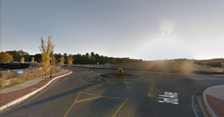 Wegmans property before Wegmans, Burlington MA