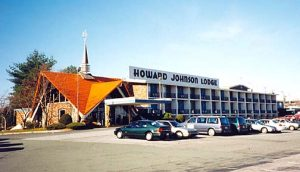 Howard Johnson Motor Lodge Burlington MA 5