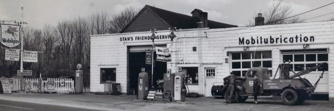 Stan's Friendly Service Burlington MA