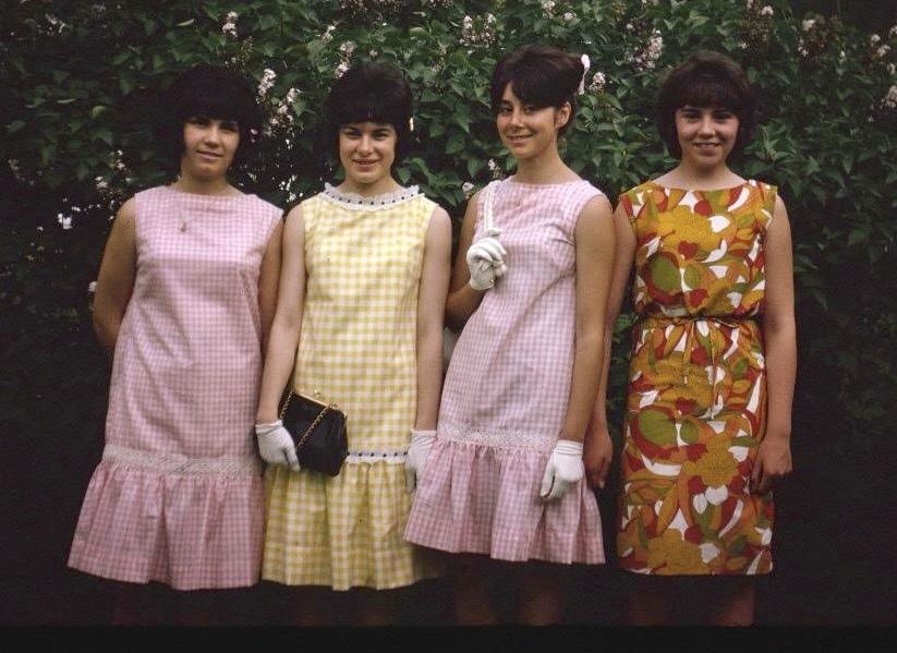 Carole Magliozzi, MaryEllen Iannucci, Joyce Malo and Barbara Mills, Burlington MA