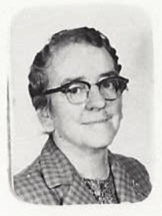 Ruth Blanchard