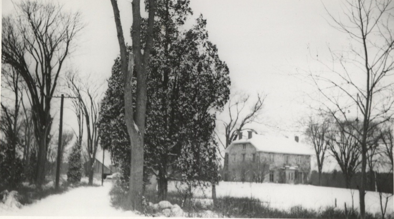 Kent Cottage and future Turnpike area c. 1930.
