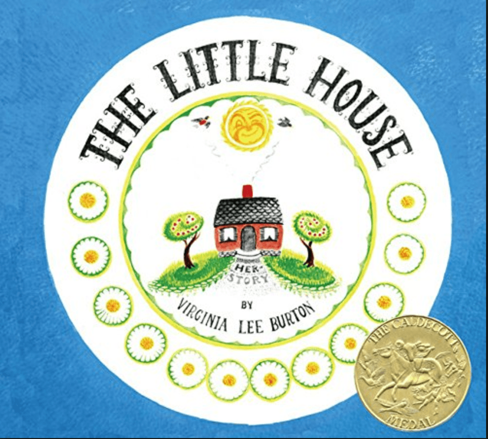 """""""Little House"""" cover"""