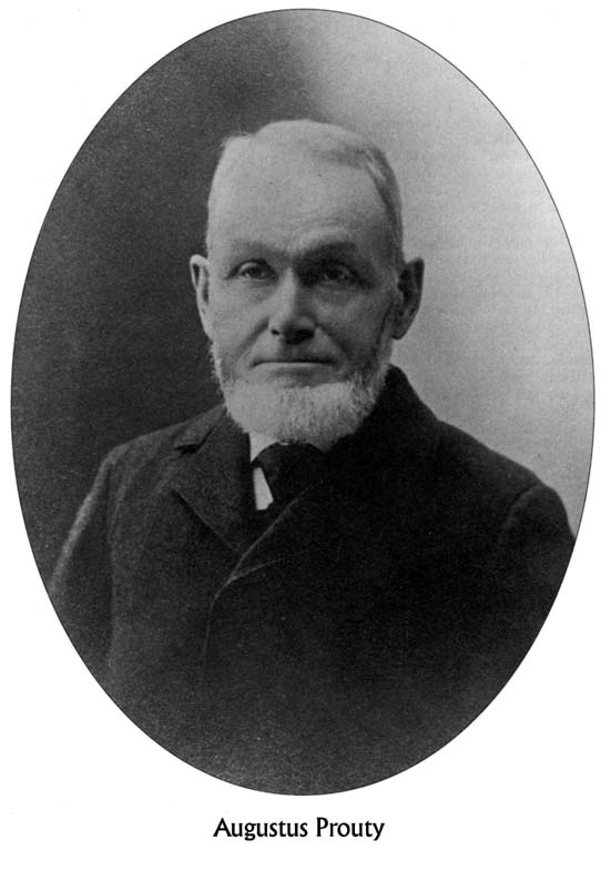 Augustus Prouty Burlington MA