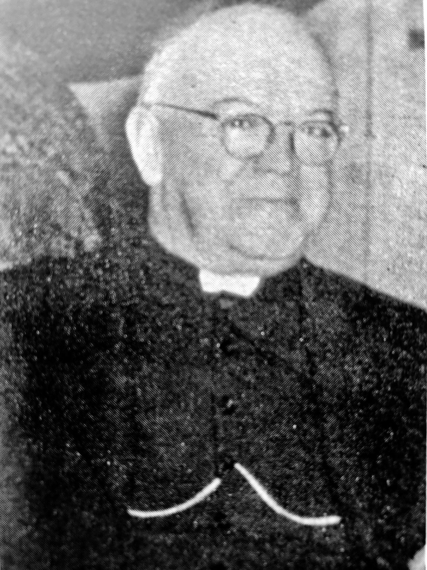 Rev. Charles Johnson