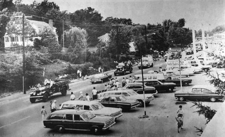 1967 July 4 parade Burlington MA 2