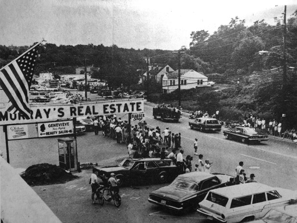 1967 July 4 parade Burlington MA