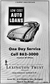 Lexington Trust Burlington MA