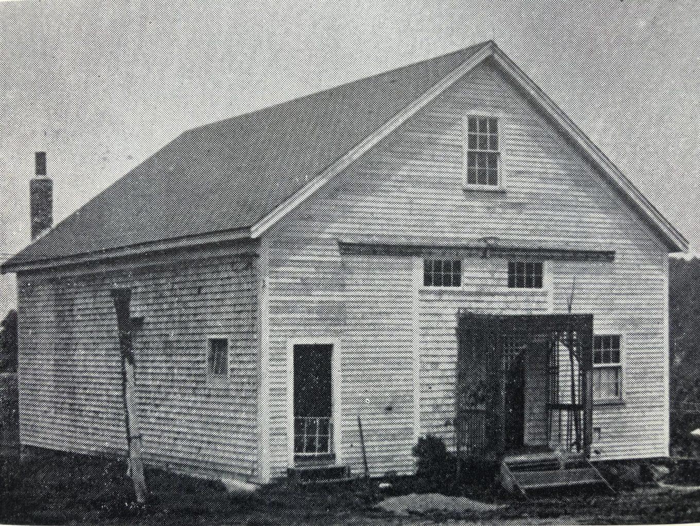Sousa's Barn on Peach Orchard Road, Burlington MA