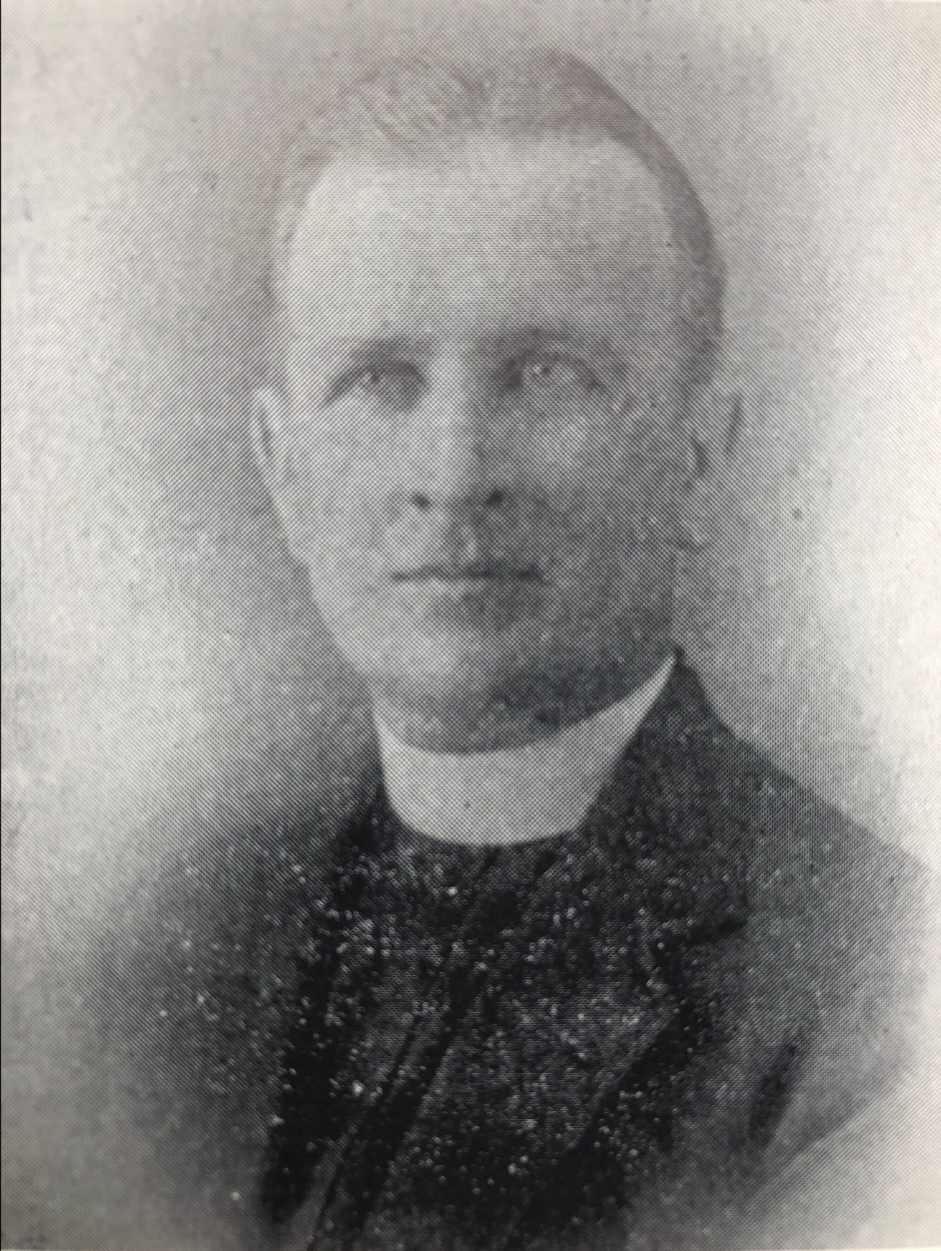 Rev. Laurence Herne, Society of Jesus (S.J.)