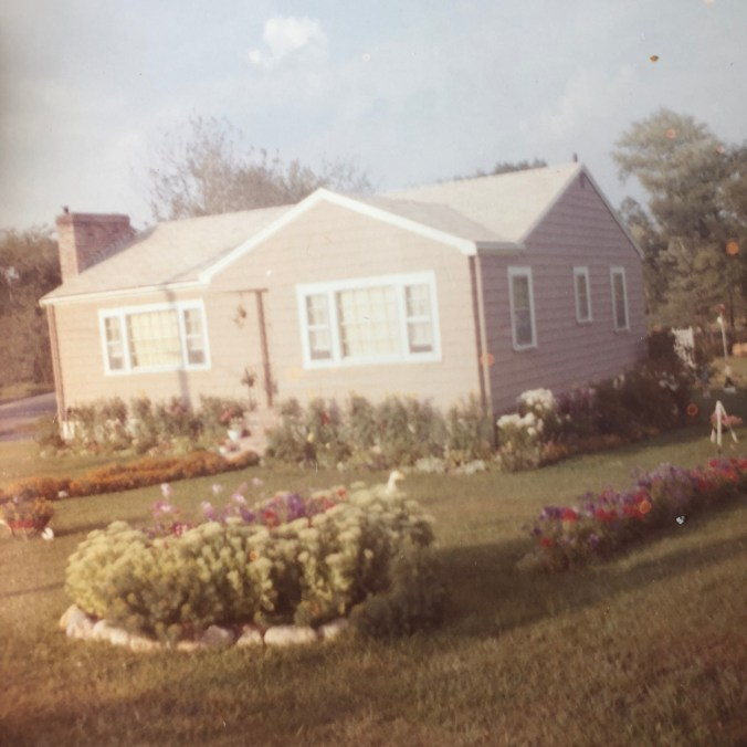 Tim Regan's new house, corner of Winn and Locust