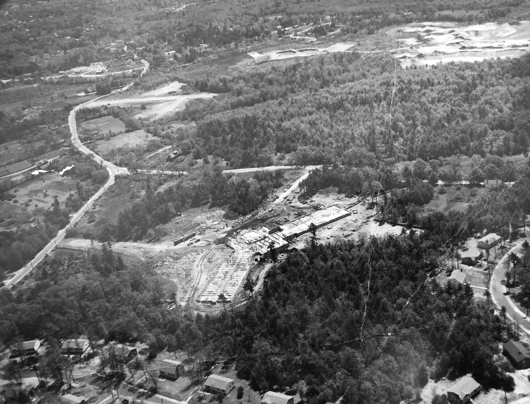 Wildwood School panoramic