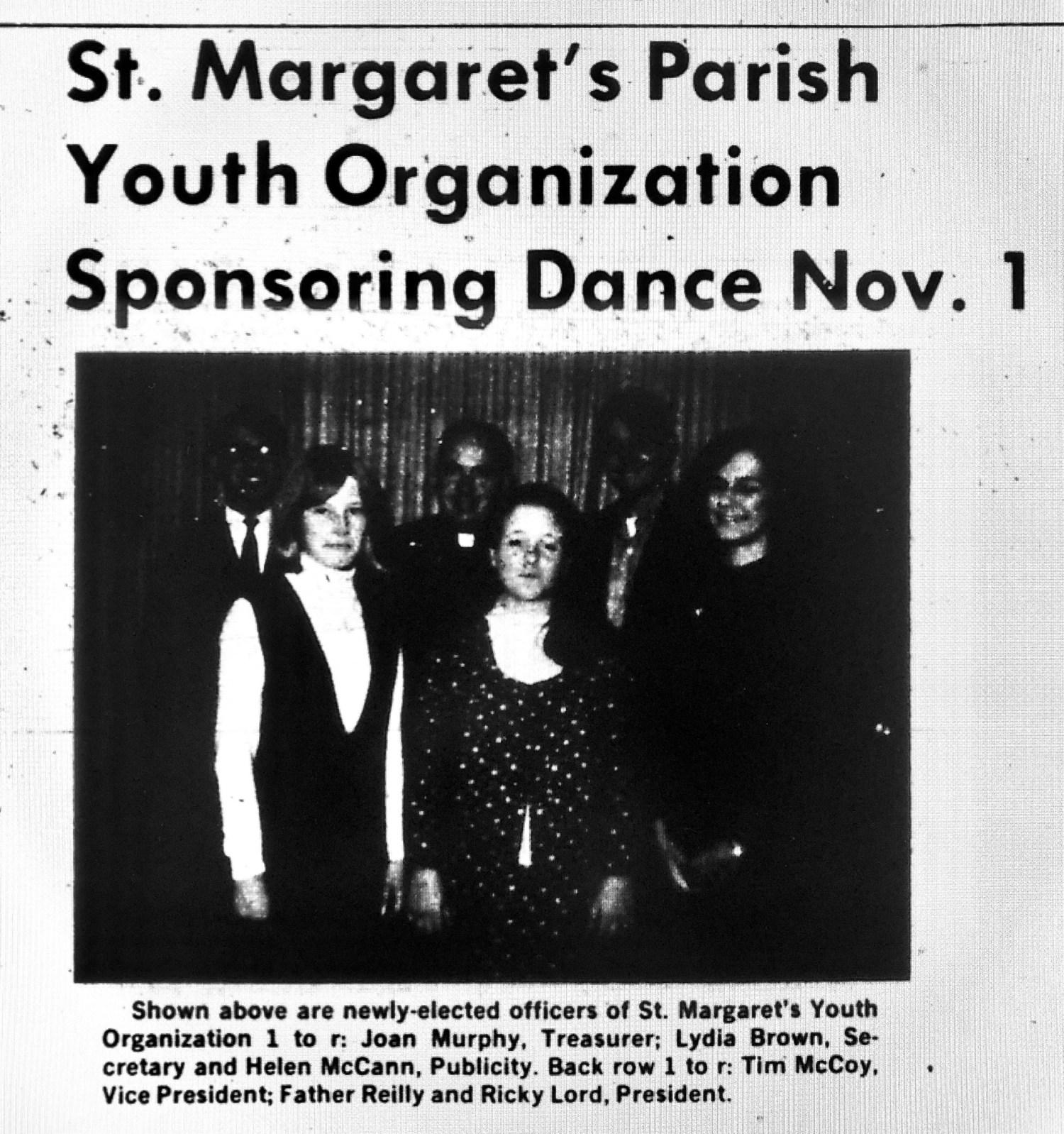 St. Margaret's dance, Burlington, MA