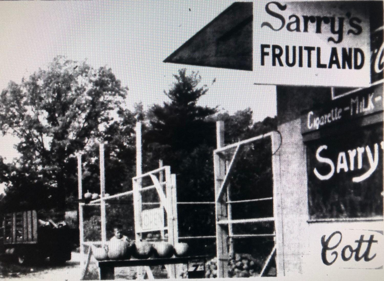 Sarry's Fruitland, Burlington MA