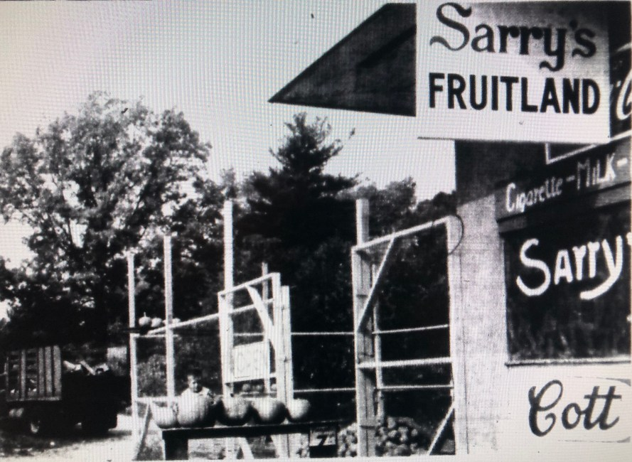 Sarry's Fruitland, Burlington MA
