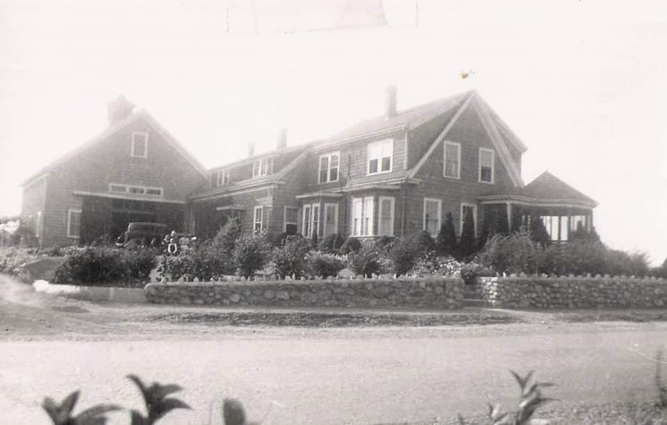 Crawford Farm on Washington Street in Woburn, MA