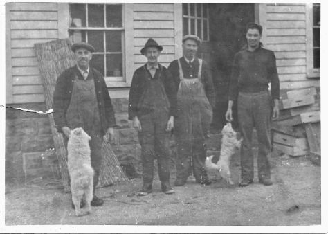 Kerrigan Farm c. 1939 Burlington MA