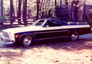'74 El Camino Burlington MA