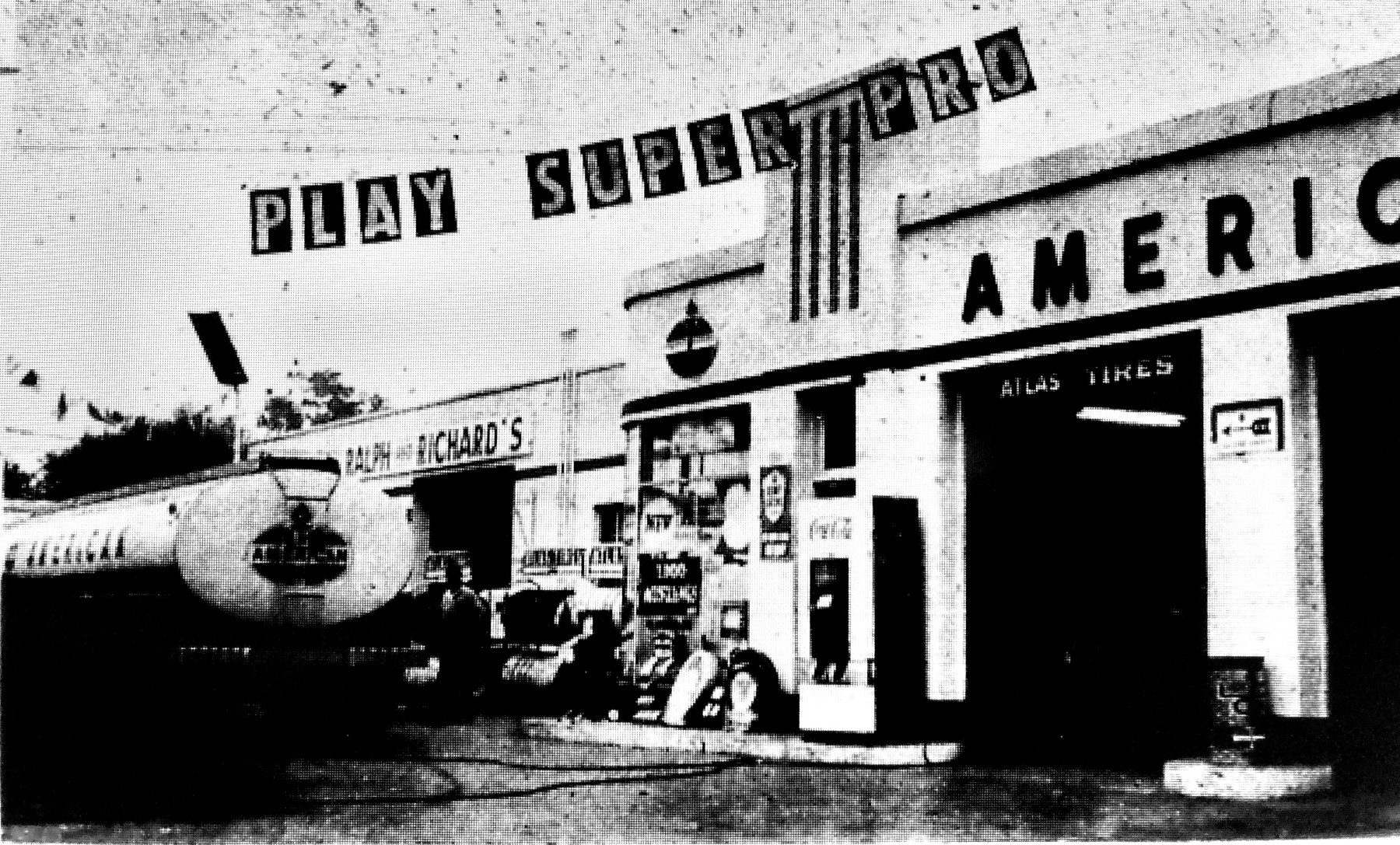 Ralph and Richard's American Service Station