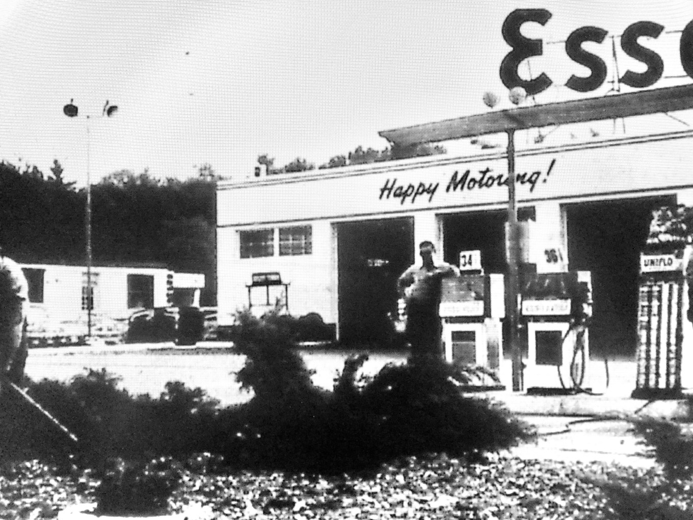 Burlington Esso Jack Kilmartin ad Burlington MA