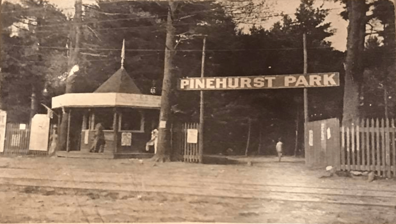Pinehurst Park, Billerica, MA. Photo credit: Frank P. Levine